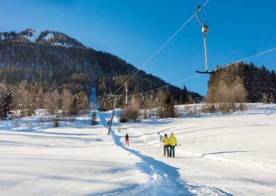 Schifahren im Salzburgerland